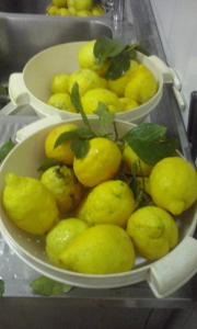 Limoni Lavati